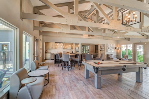 South Lamar Village Resident Lounge