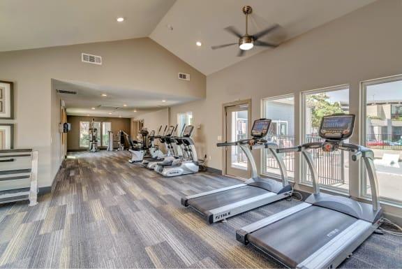 South Lamar Village Fitness Center