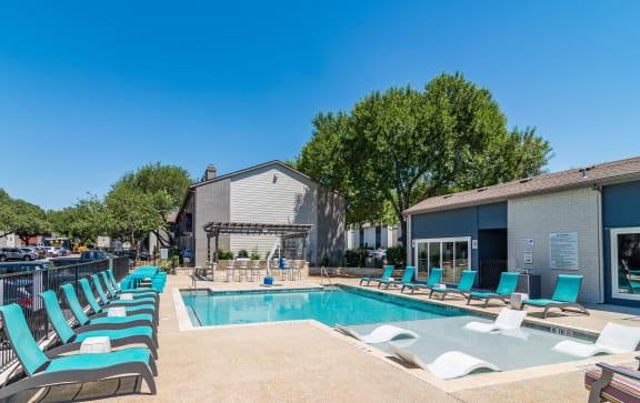 South Lamar Village Pool