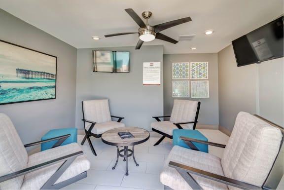 South Lamar Village Aqua Lounge