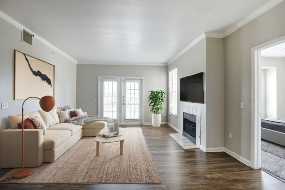 2x2 living room