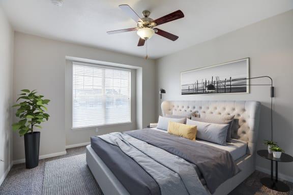 2x2 bedroom