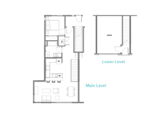 Floorplan THA-A