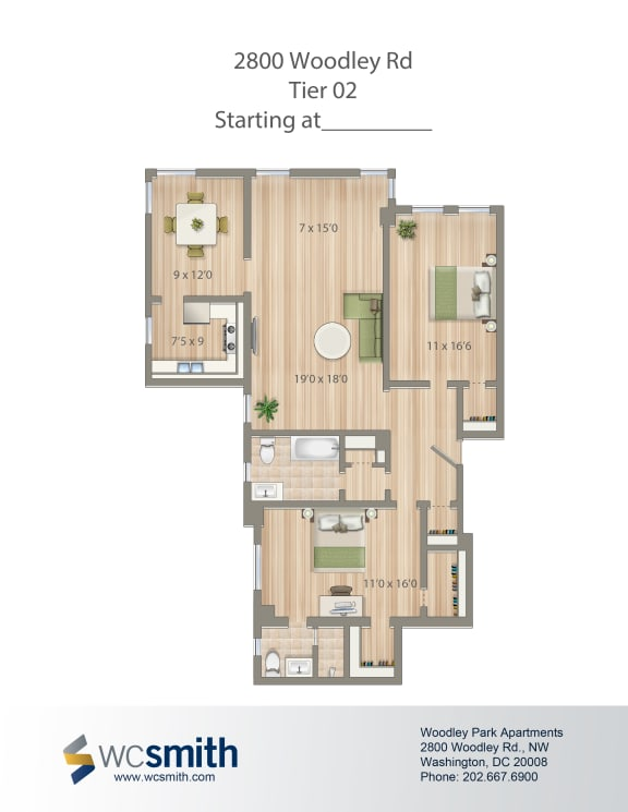1115-Two-Bedroom-Two-Bath-Floorplan-Available-For-Rent-2800-Woodley-Road