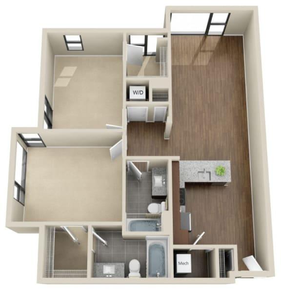 Floor Plan  2P