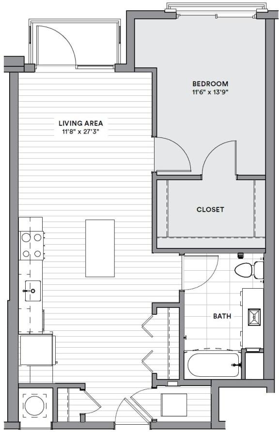 Floor Plan  A13