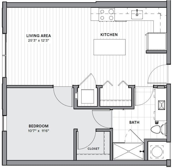 Floor Plan  A15