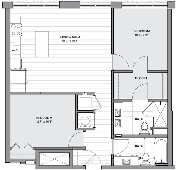 Floor Plan  B14