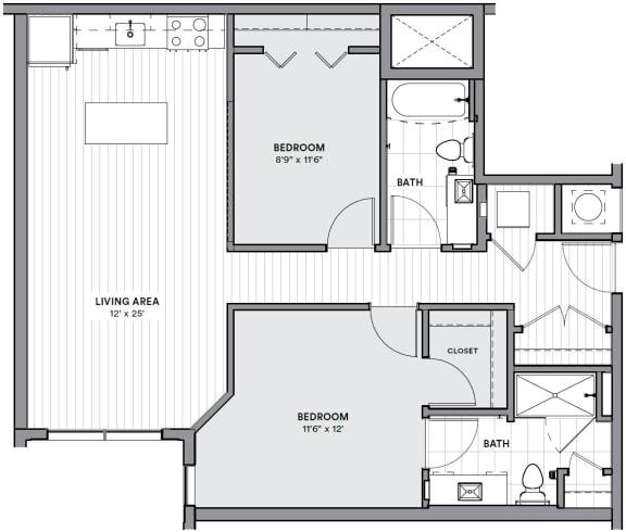 Floor Plan  B17