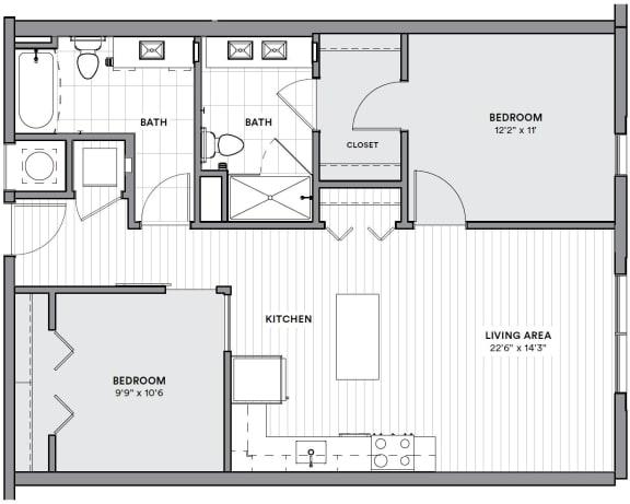 Floor Plan  B20