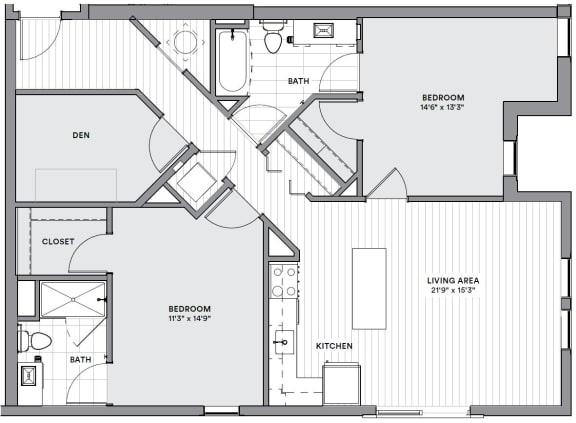 Floor Plan  BD2