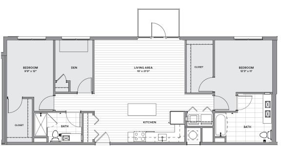 Floor Plan  BD3
