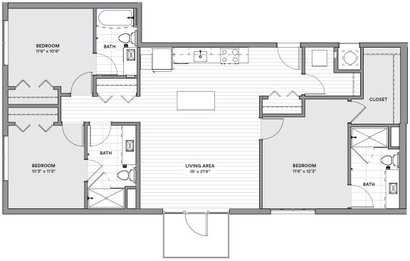 Floor Plan  C6