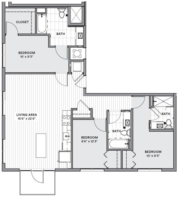 Floor Plan  C8