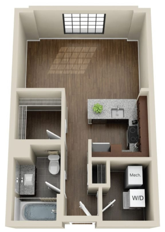 Floor Plan  S-1