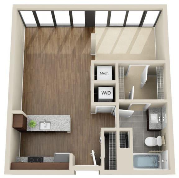 Floor Plan  S-3