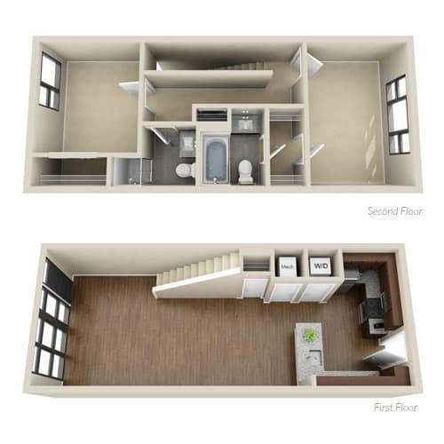 Floor Plan  TWHM