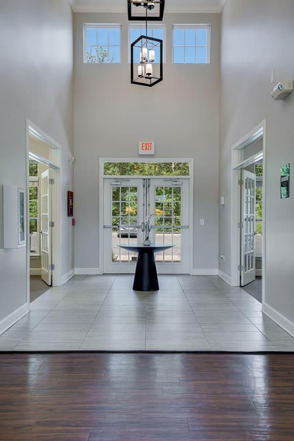 Resident Lounge Lobby
