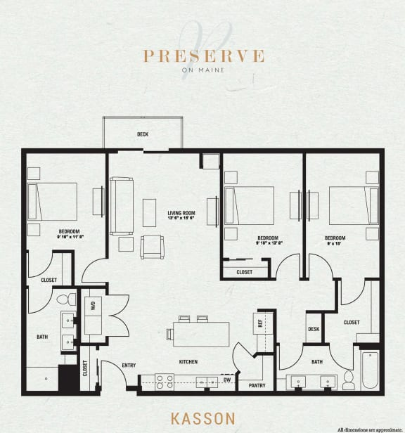 Kasson Floor Plan