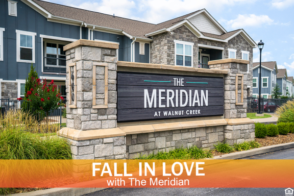Fall In Love with The Meridian at Walnut Creek