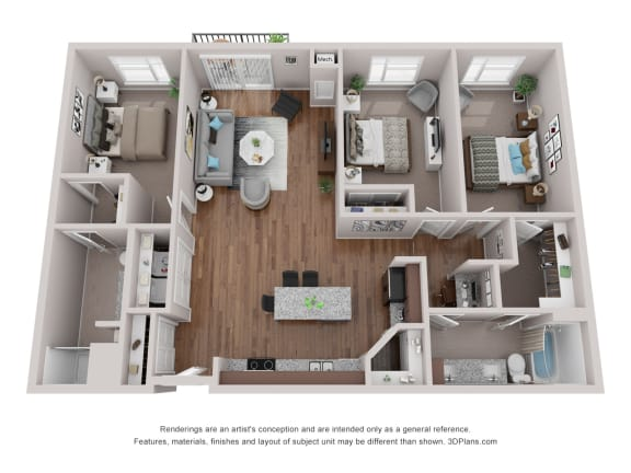Floor Plan  Kasson Floor Plan