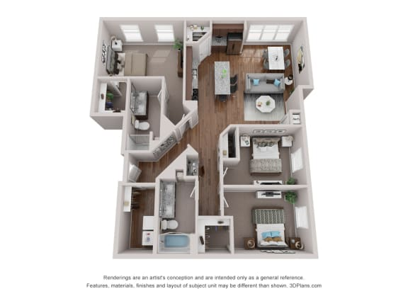 Westbrook Floor Plan