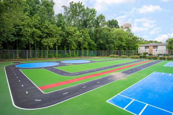 Multi Purpose Sport Court