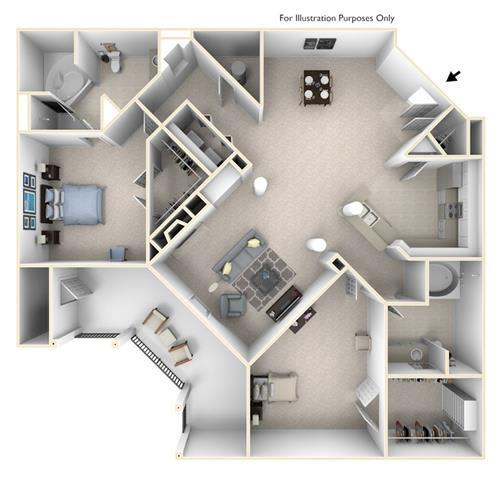 Floor Plan  AMSTERDAM
