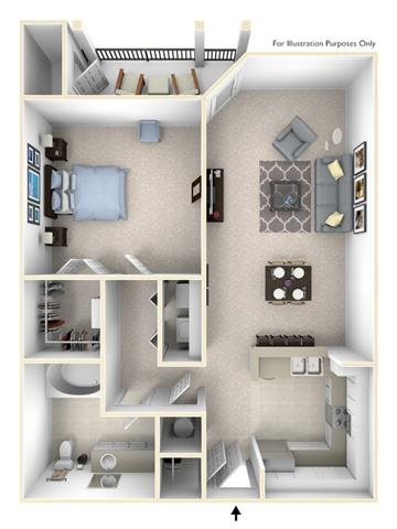 Floor Plan  ATHENS