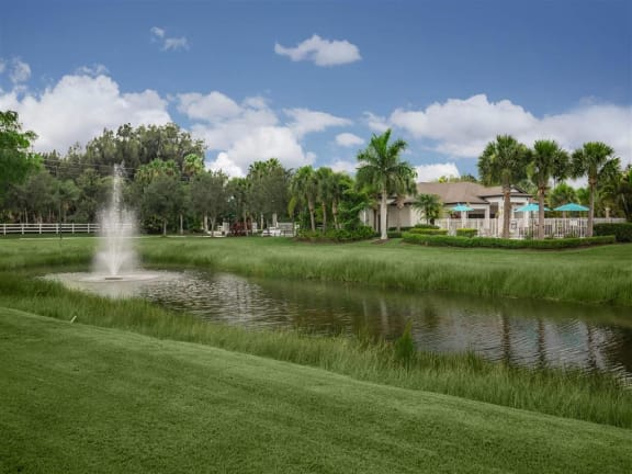 vero green apartments lake view