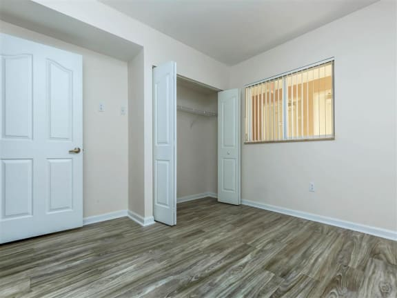 shamrock of sunrise fl apartments updated unit bedroom entrance