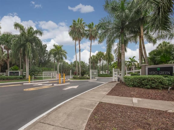 vero green gated entry apartments vero beach
