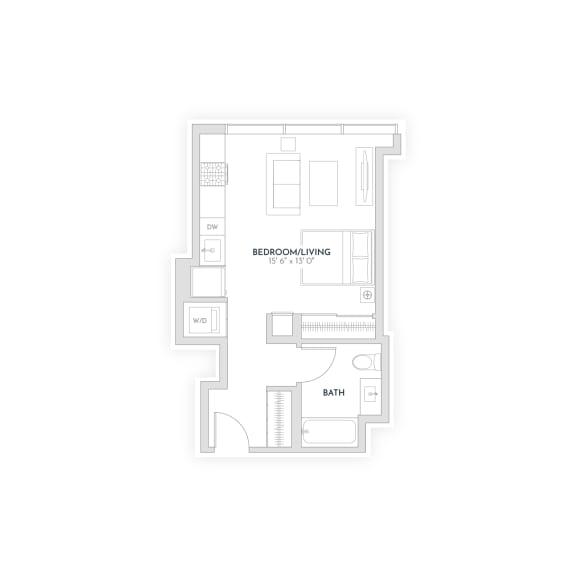 Floor Plan  floor plan 305 - Avra West Loop