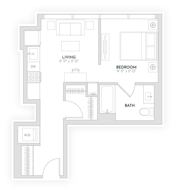 Floor Plan  floor plan x01 - Avra West Loop
