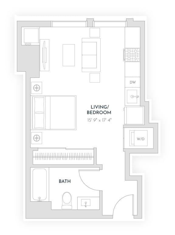 Floor Plan  floor plan x03 - Avra West Loop