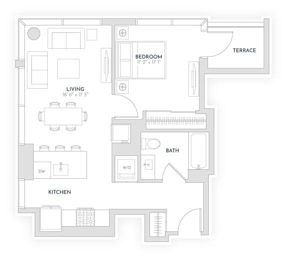 Floor Plan  floor plan x05 - Avra West Loop