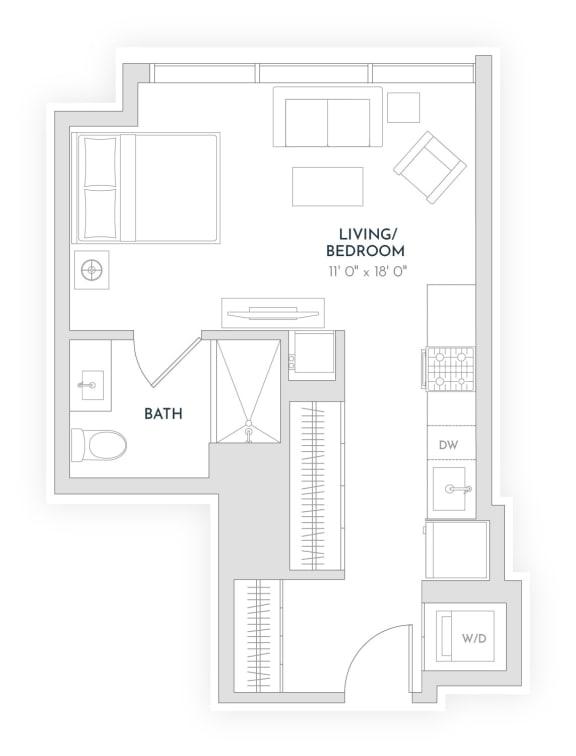 Floor Plan  floor plan x07 - Avra West Loop