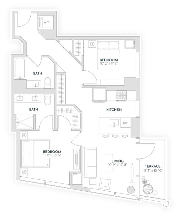 Floor Plan  floor plan x12 - Avra West Loop