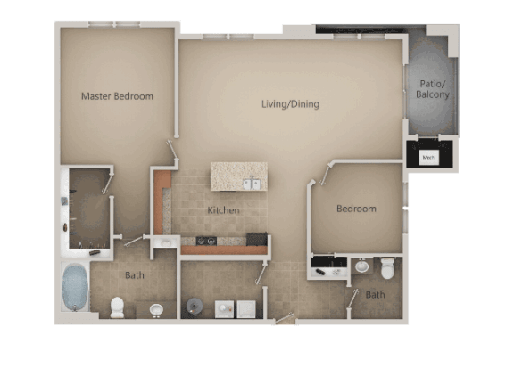 at San Marino Apartments, Utah, 84095