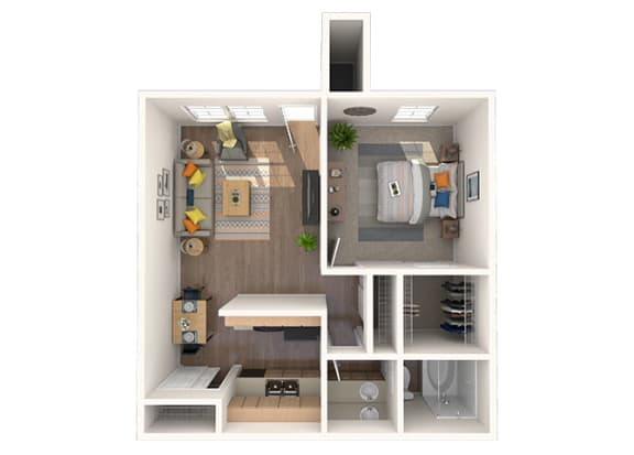 Floor Plan  Cobalt