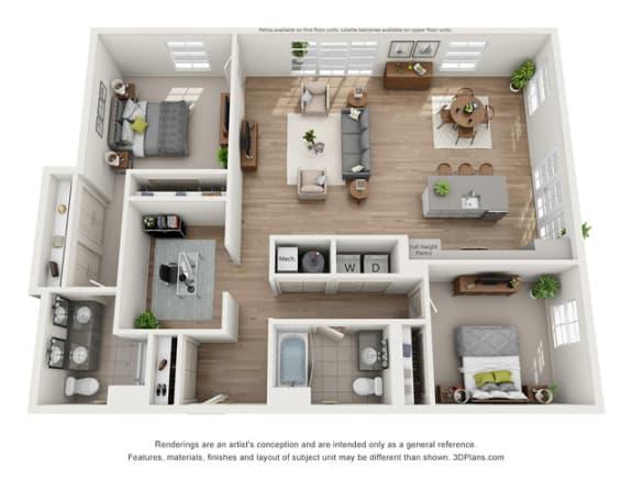 Floor Plan  B5