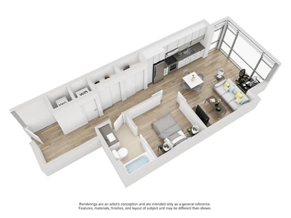 Floor Plan  The-Shay_11f_76_673 floor plan