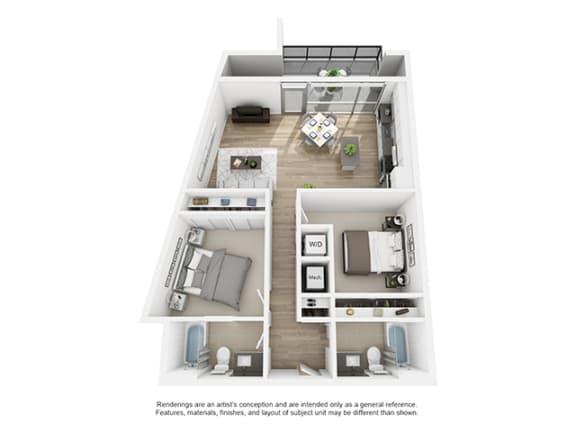 Floor Plan  The-Shay_22_75_908 floor plan