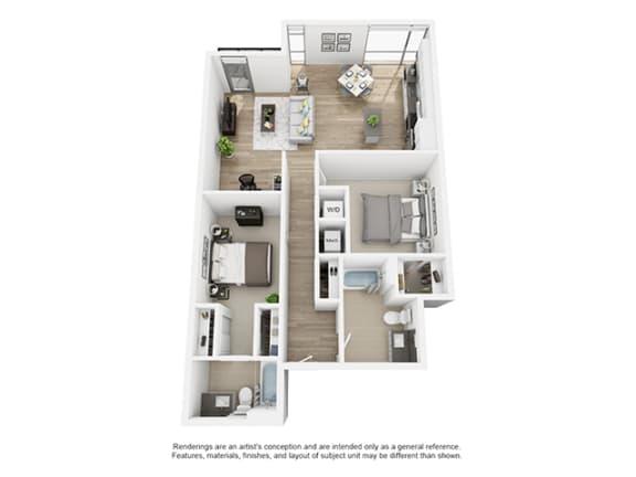 Floor Plan  The-Shay_22d_75_1116 floor plan