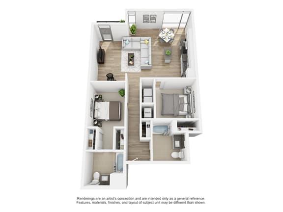 Floor Plan  The-Shay_h22d_75_1116 floor plan