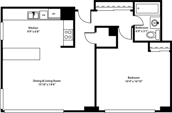 Chord Floorplan