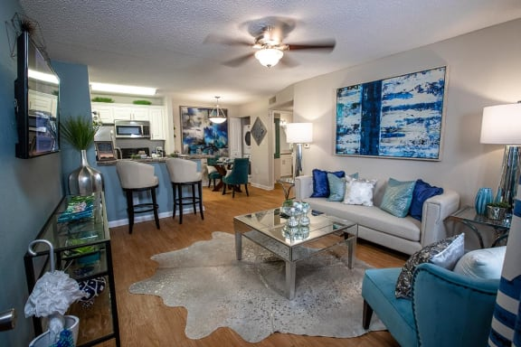 You'll love our spacious, open concept floorplans