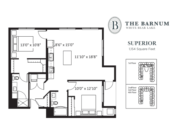 Floor Plan  Superior