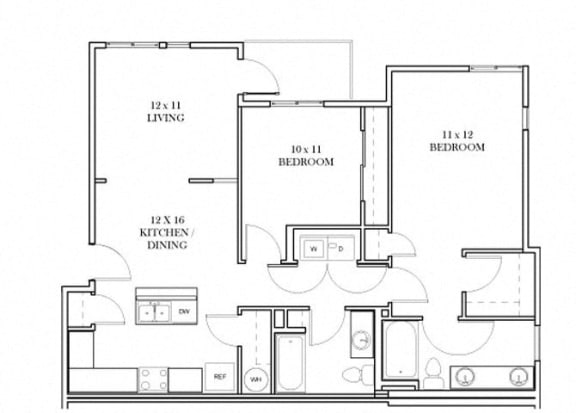 GrandIsle Floorplan at Discovery Heights, Issaquah