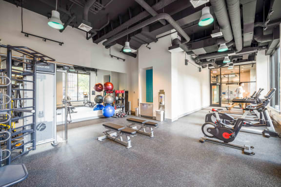 State-of-the-art Fitness Center Providence, RI